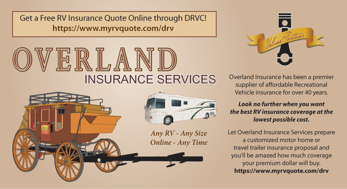 DRVC RV Insurance by Overland